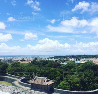 夏の沖縄の写真・画像素材[2277605]