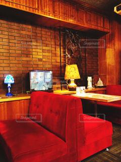 純喫茶でのひとときの写真・画像素材[2279562]