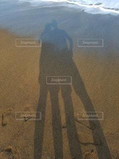 シルエットの写真・画像素材[2332722]