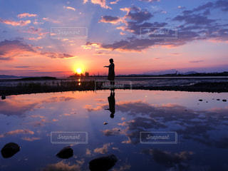 空と空の写真・画像素材[2334228]