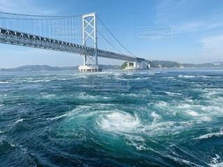 橋とうずしおの写真・画像素材[3587261]