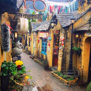 小さな街の写真・画像素材[2355681]
