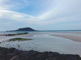 9月の海の写真・画像素材[2361902]