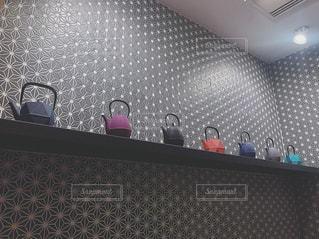 お茶屋さんの写真・画像素材[2377124]