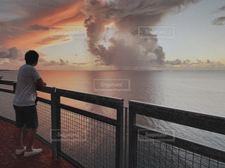 恋人岬の写真・画像素材[2411596]