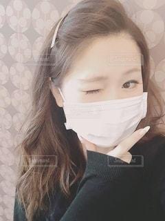 マスクの写真・画像素材[2651622]