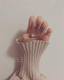ニットのセーターの写真・画像素材[2714967]