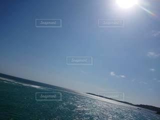 自然,海,空,夏