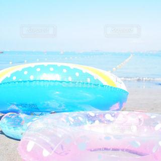 夏の海の写真・画像素材[2332115]