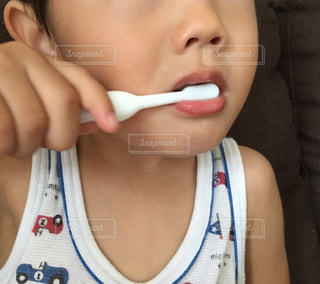 歯磨きの写真・画像素材[2482697]