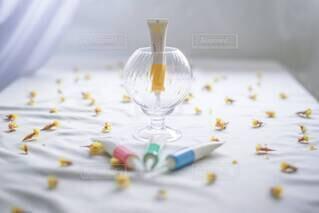 お花に負けないいい香り🌸♡の写真・画像素材[3772983]