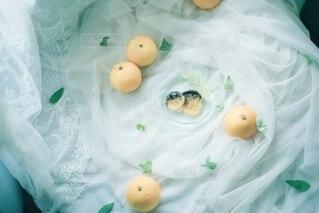 ご近所さんにいただいたオレンジを使って初オランジェット♡の写真・画像素材[3882500]