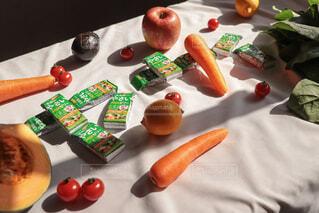 やさいゼリーと野菜達🍅🥦🥕♡♡♡の写真・画像素材[4294256]