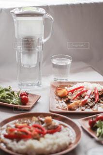 東レ浄水器の美味しいお水でカレーライス😚🍛♪の写真・画像素材[4646895]
