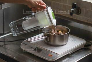 東レ浄水器の美味しいお水でカレーライス😚🍛♪の写真・画像素材[4646901]