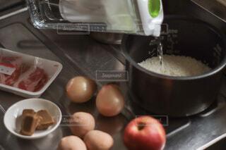 東レ浄水器の美味しいお水でカレーライス😚🍛♪の写真・画像素材[4646913]