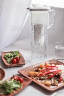 東レ浄水器の美味しいお水でカレーライス😚🍛♪の写真・画像素材[4646912]