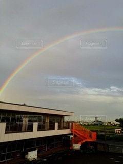 虹の写真・画像素材[2509935]