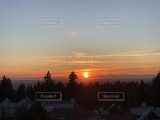 自然,風景,空,太陽,夕暮れ,光,樹木,sunset,beauty