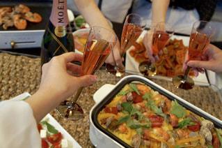 20代,グラス,乾杯,ドリンク,女子会,スパークリングワイン,おしゃれ