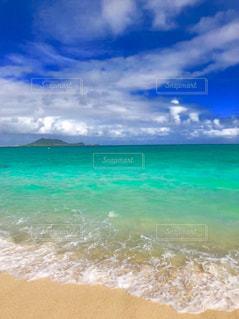 ラニカイビーチの写真・画像素材[2329415]