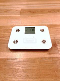 体重計の写真・画像素材[2334625]