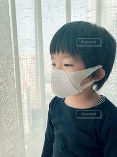 マスクの写真・画像素材[2660815]