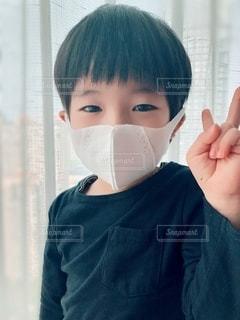 マスクの写真・画像素材[2665222]
