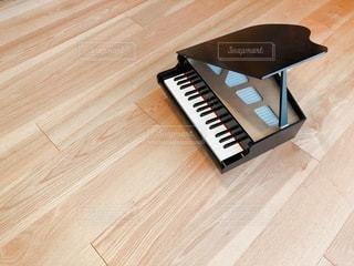 ピアノのクローズアップの写真・画像素材[3340135]