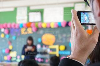 教室の写真・画像素材[366445]