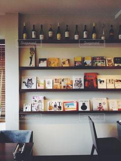 カフェの写真・画像素材[481970]