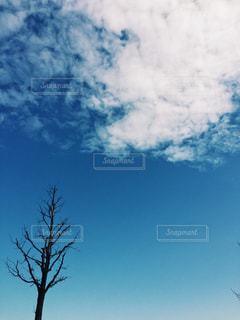 空には雲のグループ - No.995497