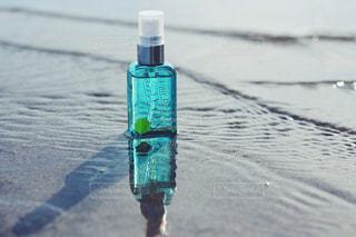 水のボトルの写真・画像素材[1191576]
