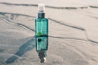水のボトルの写真・画像素材[1191582]
