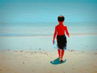 いざ、海への写真・画像素材[2332381]