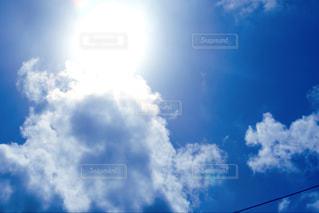 ある天気の日の写真・画像素材[2624705]