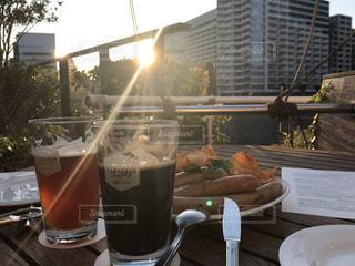 食べ物,空,屋外,グラス,乾杯,ドリンク