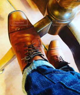 ETROの靴の写真・画像素材[2658567]