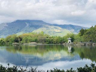 滋賀県三島池の写真・画像素材[3164563]