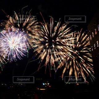 琵琶湖花火大会2015の写真・画像素材[4681976]