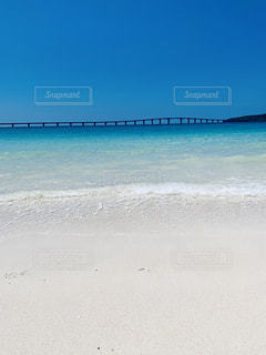橋と海の写真・画像素材[2338423]