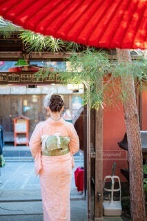 秋京都の写真・画像素材[3906923]