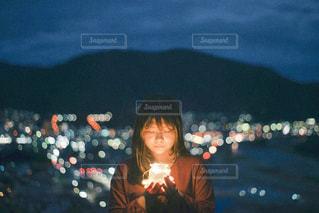 カメラ,夜景,水面,撮影,ぼかし,イルミネーション,都会,写真,玉ボケ,イルミ