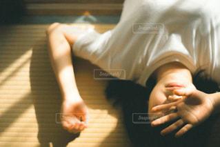 人のぼやけたイメージの写真・画像素材[3170981]