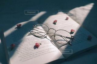 本のクローズアップの写真・画像素材[3642030]