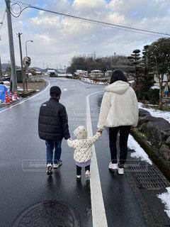 お散歩の写真・画像素材[4821506]
