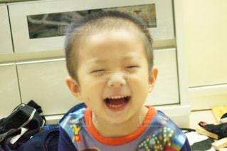 最高の笑顔で💞の写真・画像素材[2356323]