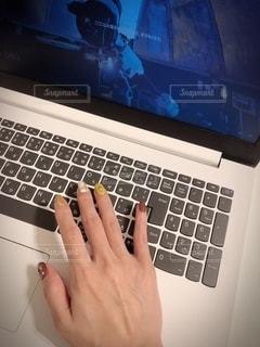 パソコン,PC,ビジネス,リモートワーク,ビジネスシーン