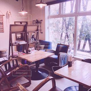 カフェ,自然,風景,部屋,レトロ,窓際,ほっこり