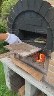 食べ物,アウトドア,食事,フード,グリル,暖炉,オーブン,飲食,ピザ,ピザ窯,バーベキューグリル,屋外のグリル
